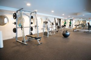 22 Exercise Room